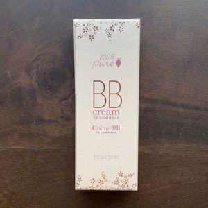NWT 100% Pure BB Cream (10 Luminous)